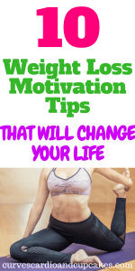 Tips and tricks for how to stay motivated to lose weight. Weight loss motivation for women who want to get fit and healthy and stick to their diet plans. If you've lost your motivation to lose weight and keep going, you'll want to see these hacks to get motivated and inspired to lose those last 10 pounds or lose over 100 pounds.