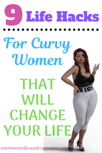 Hacks and tips every girl should know if she's curvy or overweight. Life changing diy beauty tricks, creative ideas for fashion, bras, clothing and solutions to problems that are caused by a little extra fat on your body. Amazing products for thigh chafing, under breast sweat, and more. Plus tips to build your self confidence.