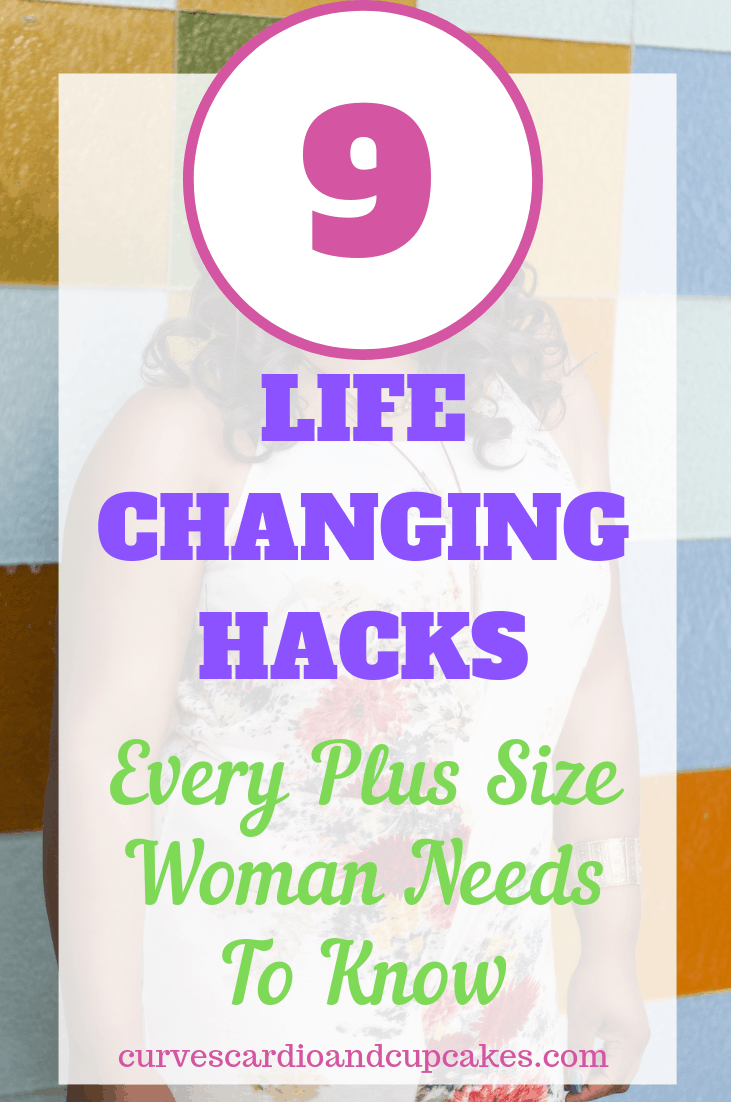 Amazing hacks, tips and products. Plus how to build self confidence tips for women. Simple good ideas and hacks every girl should know to feel awesome if you're overweight. Remedies for problems caused by extra fat around your belly.