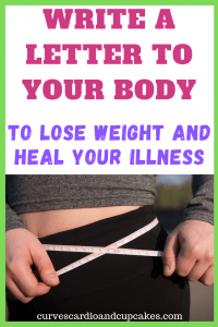 Letter To Heal Your Body and Lose Weight With The Law of Attraction
