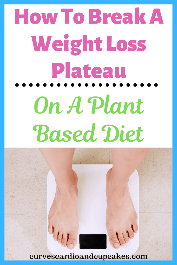 If you're a beginner starting a plant based diet or you've been going vegan for quite a while and have reached a weight loss plateau, you definitely want to see these awesome ideas for what could have you stuck in a rut losing weight and tips to start losing weight again. Eating healthy whole plant based foods or raw vegan seems like great nutrition, but there may be some hidden pitfalls that are causing a weight loss stall. #plantbaseddiet #goingvegan #vegandiet
