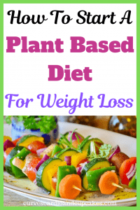 How To Start A Plant Based Diet For Weight Loss For Females