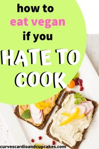 Following a vegan diet can get boring and difficult if you can't cook recipes, hate cooking recipes or have no time to cook. These plant based diet tips and ideas will give you veganism lifestyle inspiration and motivation for tasty food and recipes without all the meal prep. These thoughts and truths on living a vegan life without cooking make eating a plant based diet super simple and natural to be healthy. #veganismlifestyle #veganfoodinspiration