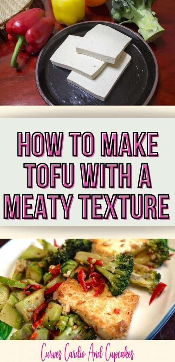 How to make tofu have a meat texture
