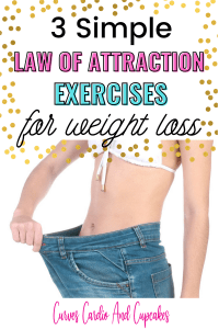 Law of attraction exercises for weight loss