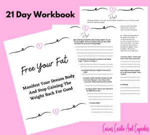 21 Day Free Your Fat Workbook