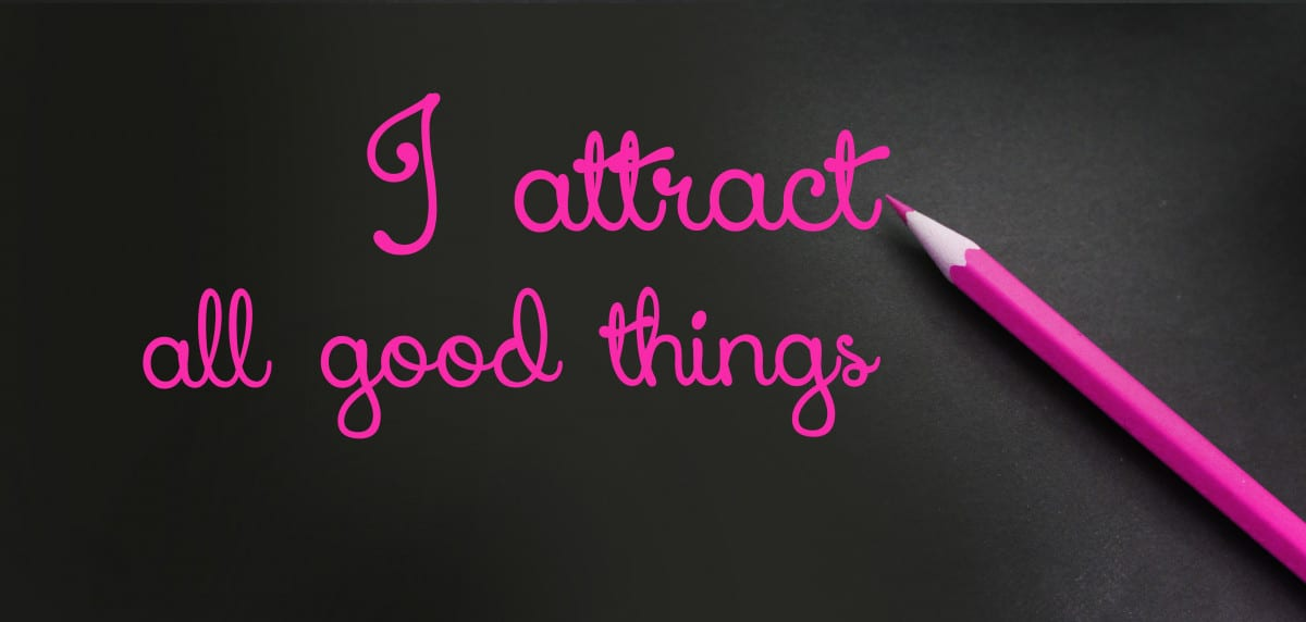 369 manifestation I attract all good things