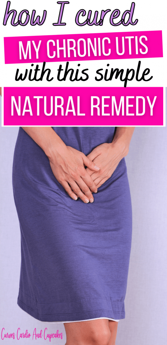 how I cured my chronic utis with this simple natural remedy
