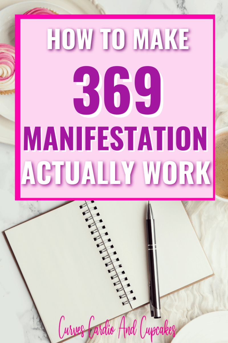 How to make 369 manifestation actually work