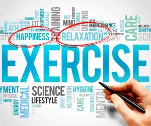 The wrong exercise can cause weight loss failure